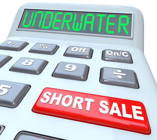 Short Sale -  Underwater Mortgage